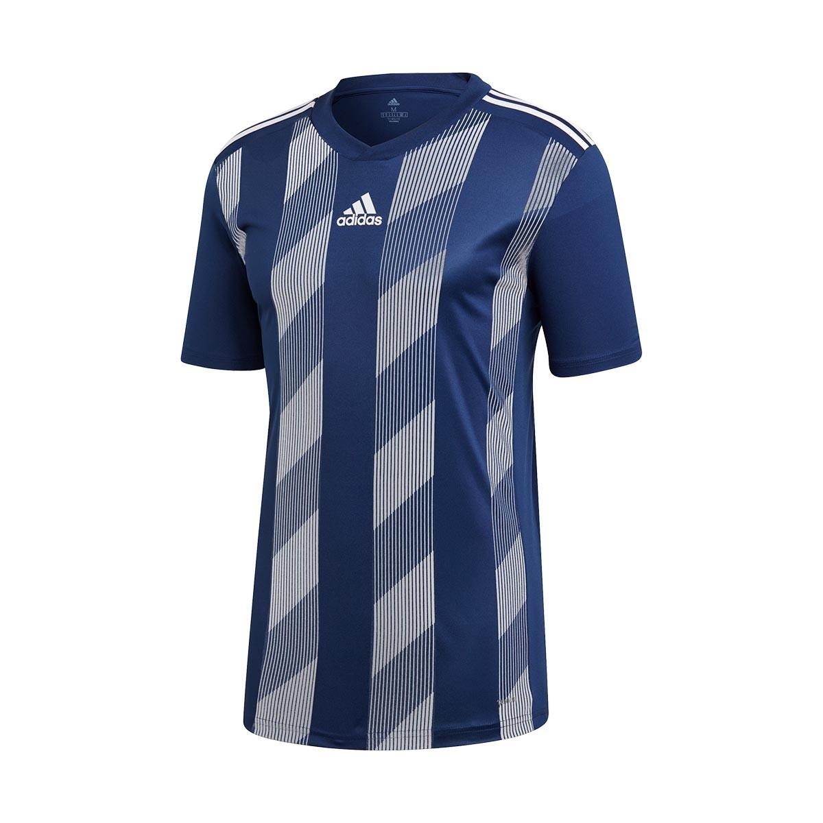 Jersey adidas Striped 19 m/c Dark blue-White - Fútbol Emotion