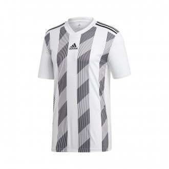 Jersey  adidas Striped 19 m/c White-Black