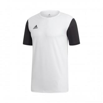 Jersey  adidas Estro 19 m/c White-Black