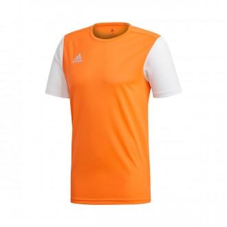 Jersey  adidas Estro 19 m/c Solar orange-White