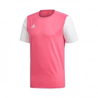 Jersey  adidas Estro 19 m/c Solar pink-White