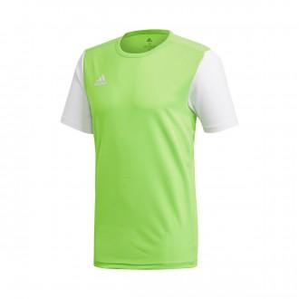 Jersey  adidas Estro 19 m/c Solar green-White