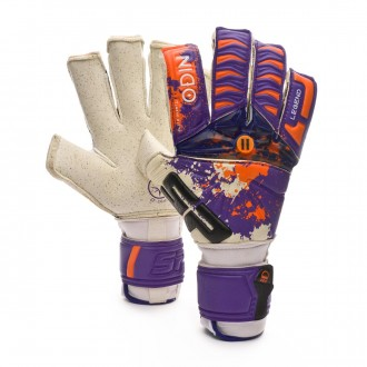 Glove  SP Fútbol Odin II Cierzo Elite CHR Purple-Orange