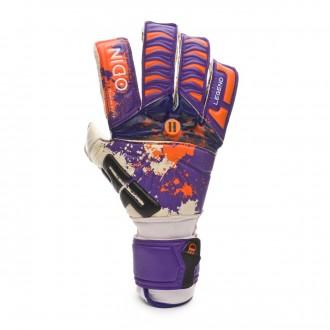 Glove  SP Fútbol Odin II Cierzo Elite CHR Purple-Orange