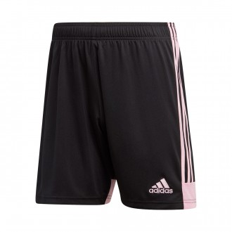 Shorts  adidas Tastigo 19 Black-True pink