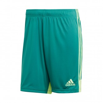 Calções  adidas Tastigo 19 Active green-Hi-res yellow