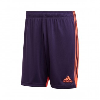 Calções  adidas Tastigo 19 Legend purple-True orange