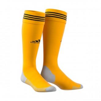 Football Socks  adidas Adisock 18 Collegiate gold-Black
