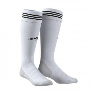 Football Socks  adidas Adisock 18 Clear grey-Black