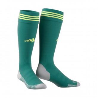 Medias  adidas Adisock 18 Active green-Hi-res yellow