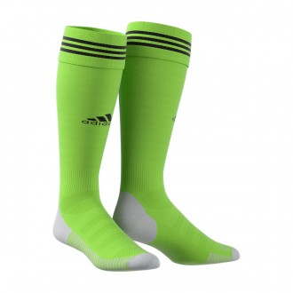 Meias adidas Adisock 18 Semi solar green-Black