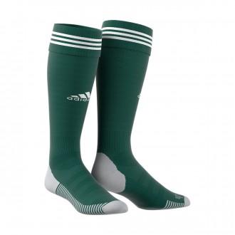 Medias  adidas Adisock 18 Collegiate green-White