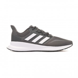 Trainers adidas Falcon Grey six-White-Core black