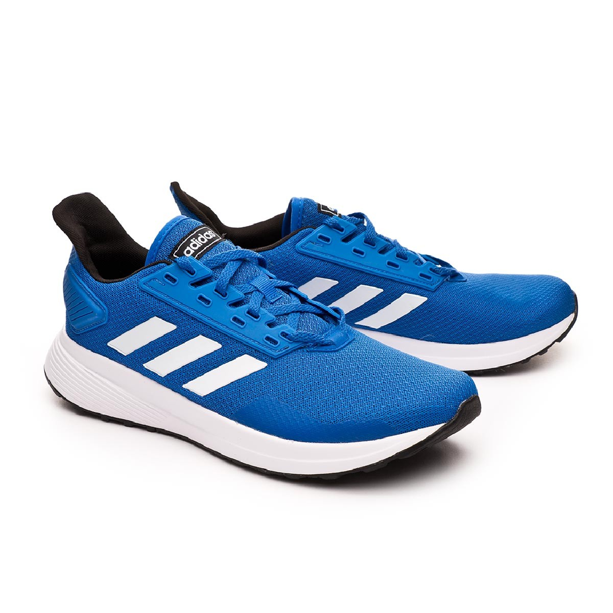 Ejecutante liebre Condimento  Trainers adidas Duramo 9 Blue-White-Core black - Football store Fútbol  Emotion