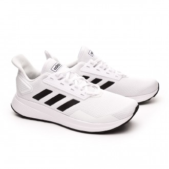 Trainers  adidas Duramo 9 White-Core black-White