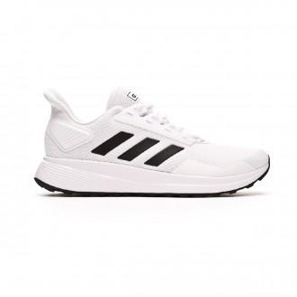 Zapatilla adidas Duramo 9 White-Core black-White