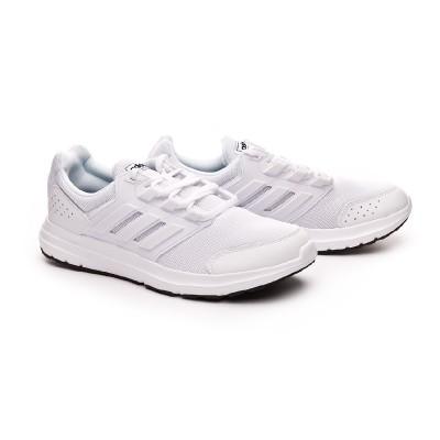 Empleado Armonía Despertar  Zapatilla adidas Galaxy 4 White - Tienda de fútbol Fútbol Emotion