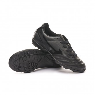 Football Boot  Mizuno Monarcida NEO AS Niño Black-Black