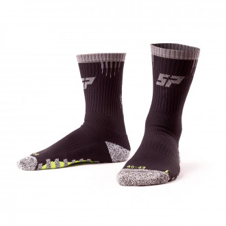 Socks SP Fútbol Grip Black