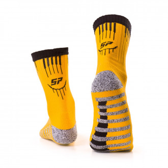 Calcetines  SP Fútbol Grip Amarillo