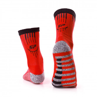 Socks SP Fútbol Grip Red