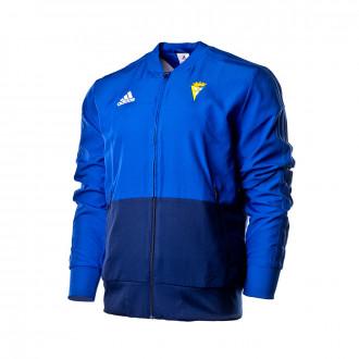Jacket  adidas Cádiz CF 2018-2019 Blue