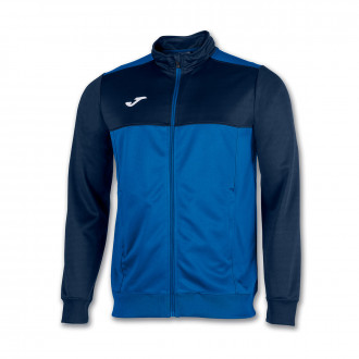 Jacket  Joma Winner Royal-Navy blue