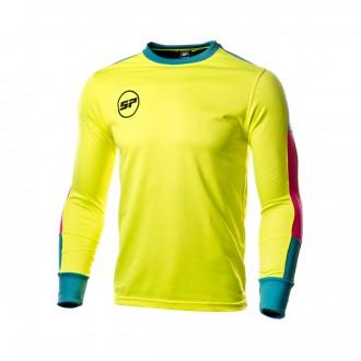Sweatshirt  SP Fútbol Mussa Amarillo flúor