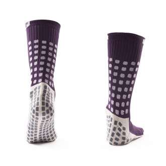 Socks  Trusox Trusox Antideslizante Purple