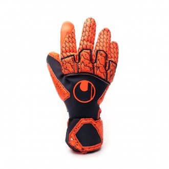 Glove  Uhlsport Next Level Supergrip Reflex Navy-Fluor red