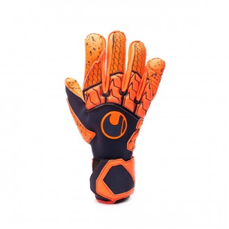 Glove  Uhlsport Next Level Supergrip Navy-Fluor red