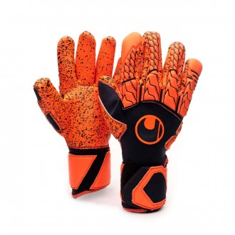 Guanti  Uhlsport Next Level Supergrip Finger Surround Navy-Fluor red