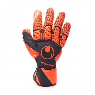 Glove  Uhlsport Next Level Absolutgrip Reflex Navy-Fluor red
