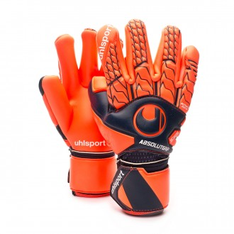 Guanti  Uhlsport Next Level Absolutgrip Finger Surround Navy-Fluor red