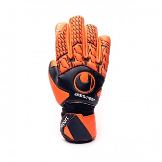 Guanti  Uhlsport Next Level Absolutgrip HN Navy-Fluor red
