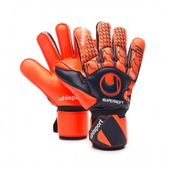 Gant  Uhlsport Next Level Supersoft Navy-Fluor red