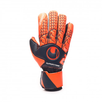 Guante  Uhlsport Next Level Soft SF Navy-Fluor red