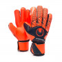 Guante Next Level Soft SF Navy-Fluor red