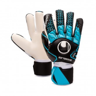 Gant  Uhlsport Soft HN Competition Black-Sky blue-White