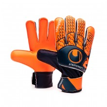 Glove Next Level Starter Soft Navy-Fluor red