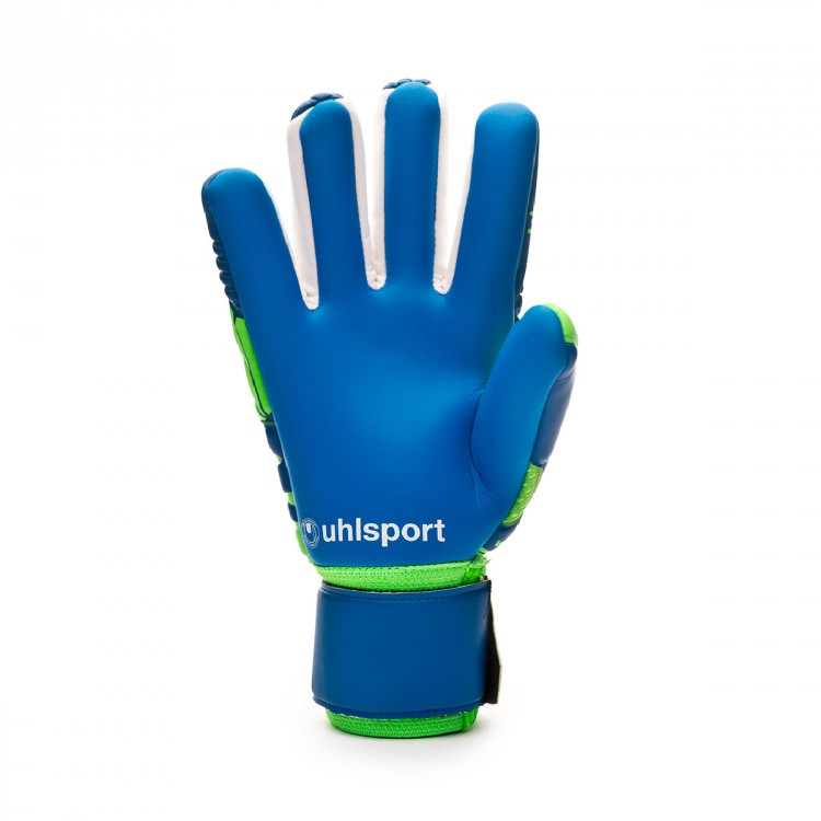guante-uhlsport-aquasoft-hn-windbreaker-fluor-green-pacific-blue-white-3.jpg