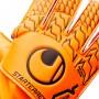 Guante Starter Resist Fluor orange-Black