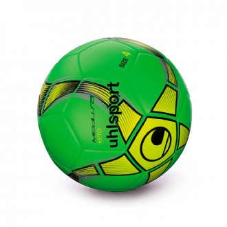 Bola de Futebol  Uhlsport Medusa Keto Fluor green-Fluor yellow-Black