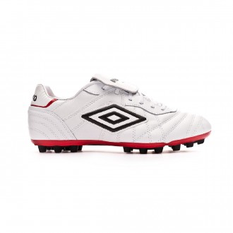Scarpe   Umbro Speciali Eternal Team AG White-Black-Vermillion