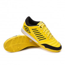 Sapatilha de Futsal Chaleira Liga IC Blazing yellow-Black-White