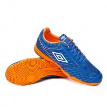 Chaussure de futsal New Vision Liga IC Royal-White-Turmeric