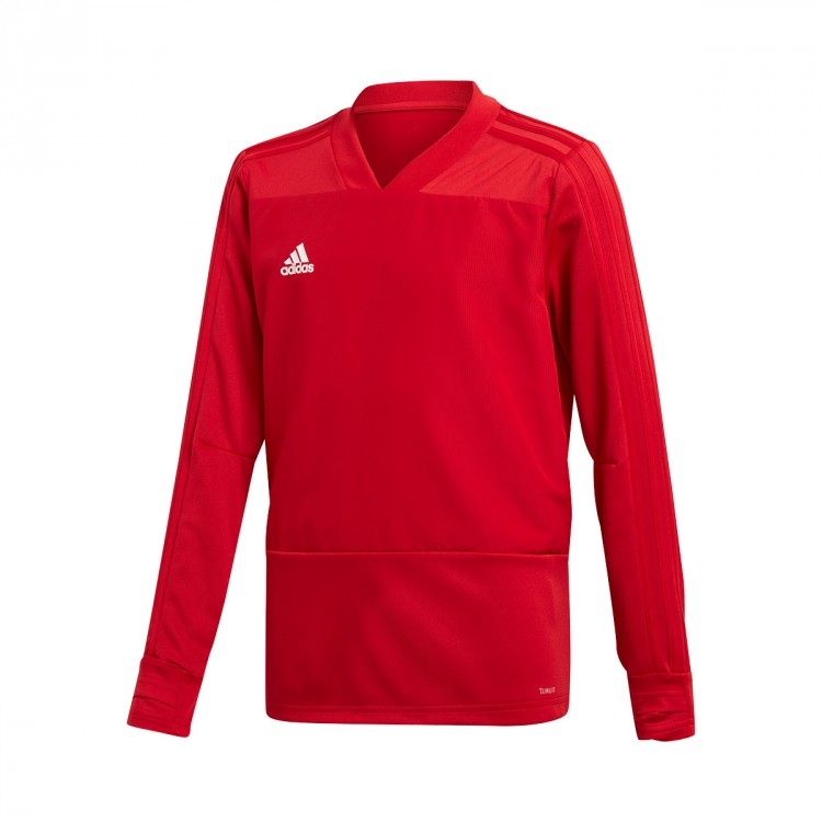 Red Power Training 18 Condivo Sudadera White Adidas Niño wxnUYFq