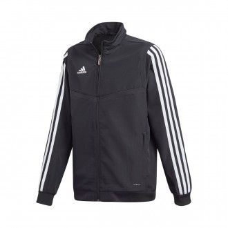 Jacket  adidas Tiro 19 Presentation Niño Black-White