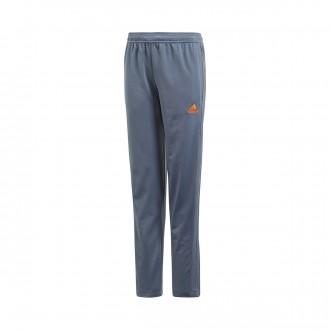 Tracksuit bottoms  adidas Condivo 18 Polyester Niño Onix-Orange