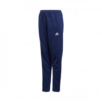 Tracksuit bottoms  adidas Condivo 18 Training Niño Dark blue-White